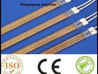 碳纤维石英加热管,全镀金卤素石英加热管,图片品牌