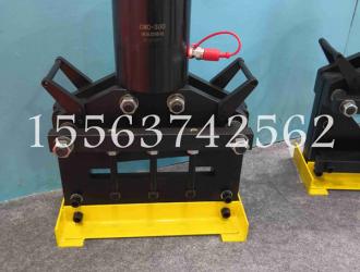 钢材加工切断机,金属切牌机,山东鑫隆300切排机