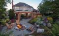 各类成都私家花园设计施工印景园林专注成都露台花园设计