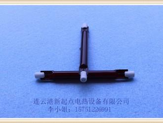 红宝石卤素石英发热管红宝石加热管均具有辐射渗透功能