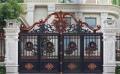 铝艺别墅大门-庭院铝艺大门-铝艺围栏厂家价格-凯祥金属制品有