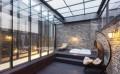 中式阳光房设计|陕西好的铝合金阳光房供应