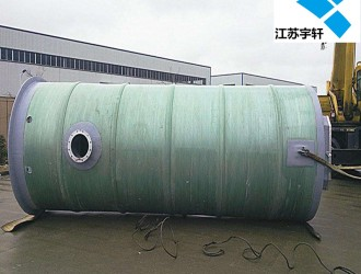 成都一体化污水泵站厂家定制