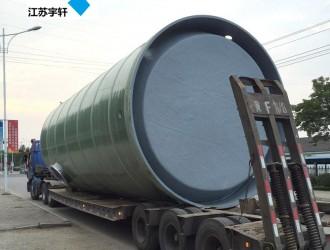 广西贺州地埋一体化污水提升泵站厂家定制