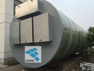 广西桂林玻璃钢一体化泵站便宜的厂家