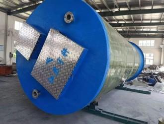 扬州污水提升泵站一体化污水提升泵站厂家