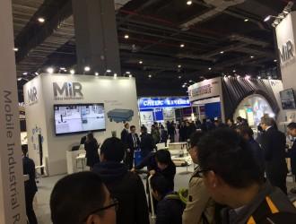 2020上海国际AGV小车及智能仓储展览会