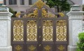 专业的盘锦铸铝大门有哪供应优惠的盘锦铝艺大门,盘锦庭院门定制