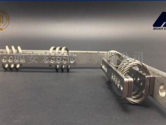 西安宏安化工设备机箱等减震-L型柜箱体钢丝绳隔振器