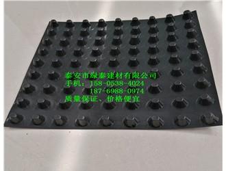 供应车库20高蓄排水板,芜湖阻根防穿刺排水板