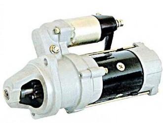 600-813-2243小松S4D105起动机