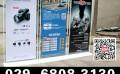 西安门型展架80x180易拉宝海报设计制作,仟玺广告