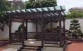防腐木葡萄架安装|潍坊品牌铝合金葡萄架供应商