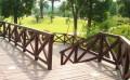 塑木栅栏公司-选购塑木栏杆认准龙岩景观