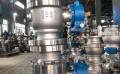 大口径高压固定式球阀-硬密封球阀生产制造