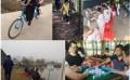 见识一下乐农湖畔游客风采,武汉农家乐野炊的两个环节