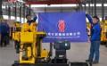 巨匠液压岩芯钻机可移机HZ-200YY工程地质勘探钻机设备