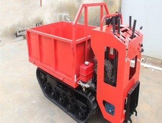 出售小型履带车农业专用小型转运车1,5T手扶履带车