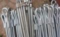 拉线地锚,钢绞线,皮线光缆,线路铁件