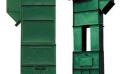 斗式提升机的密封结构