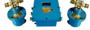 联动洒水降尘装置ZP127气水分离雾化降尘