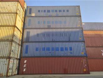 天津各种二手集装箱,海运集装箱,自有箱出售