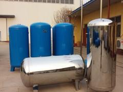 购买北京全新日兴无塔供水器,压力罐,今日下单免运费