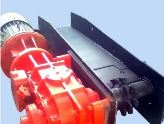 可发矿用刮板机配件,矿用机尾滚筒,半滚筒,矿用机头架