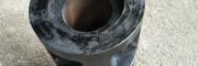 中链矿用半滚筒,40T矿用机尾滚筒,40T刮板机机头架可定制