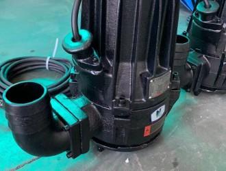 蓝深WQ25-14-2,2潜水排污泵使用说明书