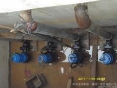 蓝深集团WQ100-22-22潜污泵固定耦合式安装