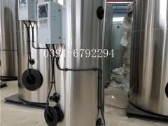 大康锅炉半吨立式燃气蒸汽锅炉LHS0,5-0,7-YQ