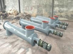 螺旋输送机维修方便操作简单