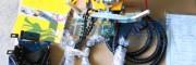 1吨KHC环链气动葫芦,化工仓库设备吊装用防爆气动葫芦