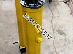 YT10-6A手动液压推溜器数据客观,矿用液压推溜器厂家参数