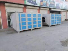 塑料厂 活性炭吸附箱 10000风量 河北泊头乐迪环保