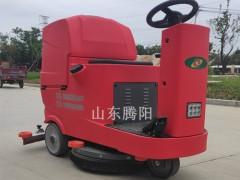 腾阳驾驶式洗地机未来的发展趋势